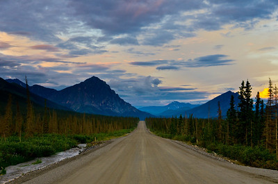 Dalton Highway - Brooks Range - Alaska