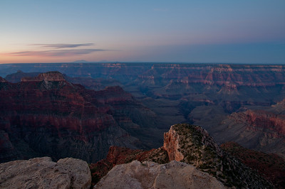 Point Sublime - Grand Canyon