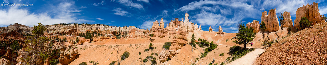 Bryce Canyon Panorama 2