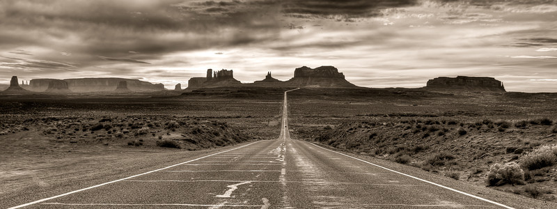 US 163 - Monument Valley