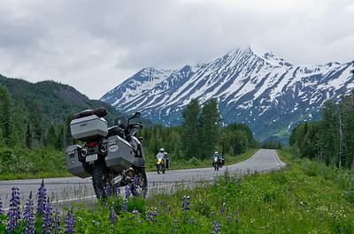 Alaskan Roadside Rest