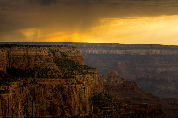 Storming Over on the South Rim