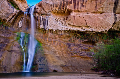Lower Calf Creek Falls, Utah
