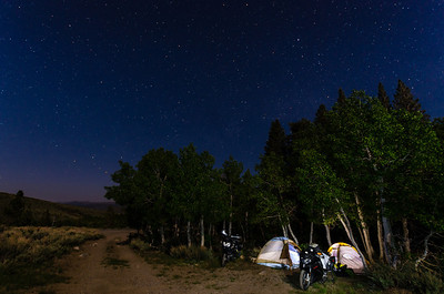 Camping for Free Under the Stars - Eastern Sierras