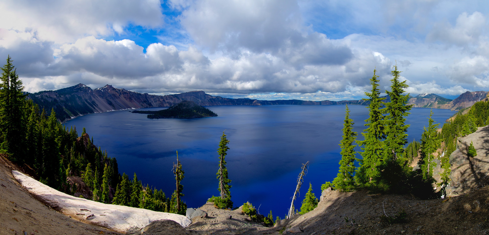 200 - Crater Lake National Park, Oregon